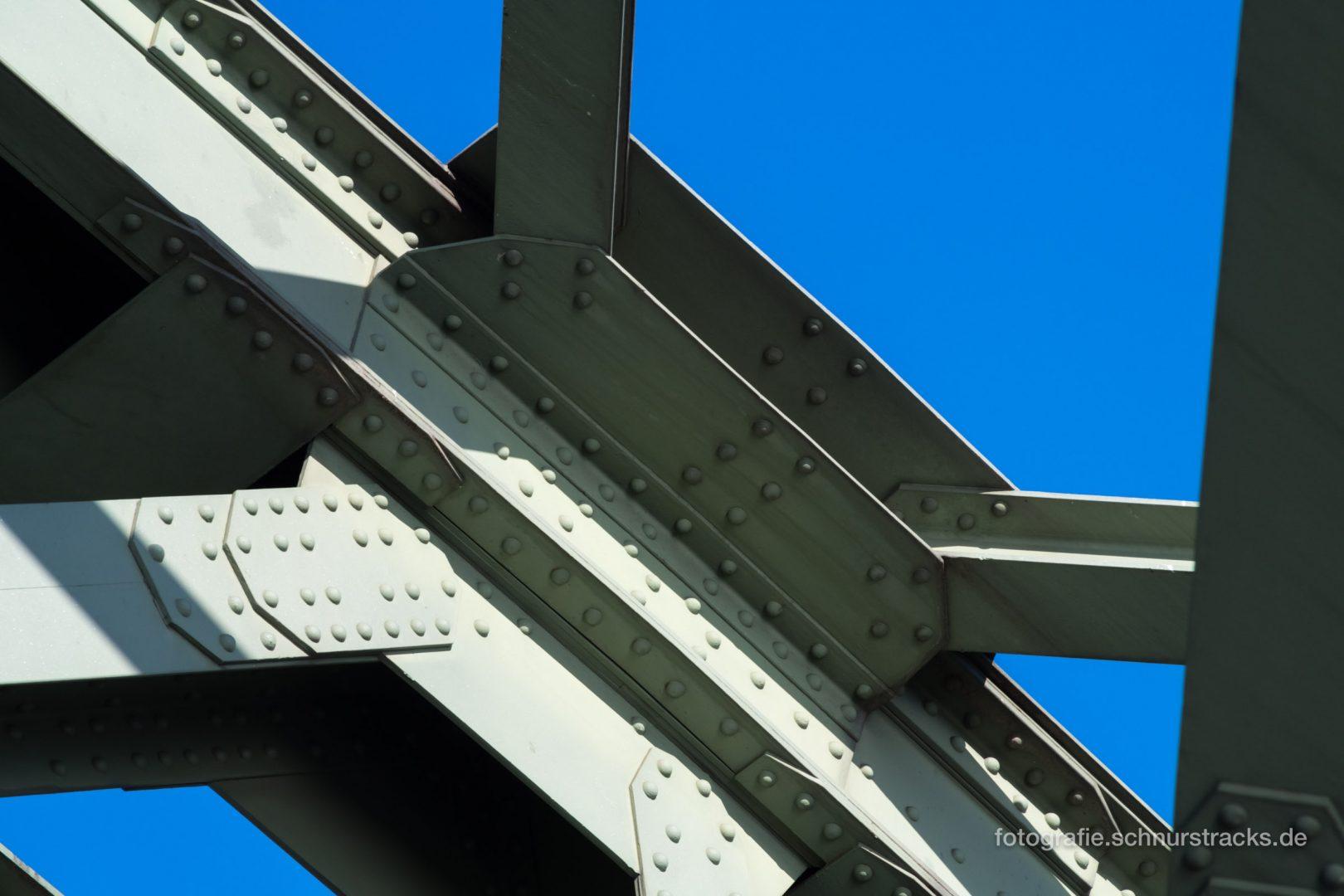 Hohenzollernbrücke Detail #1207