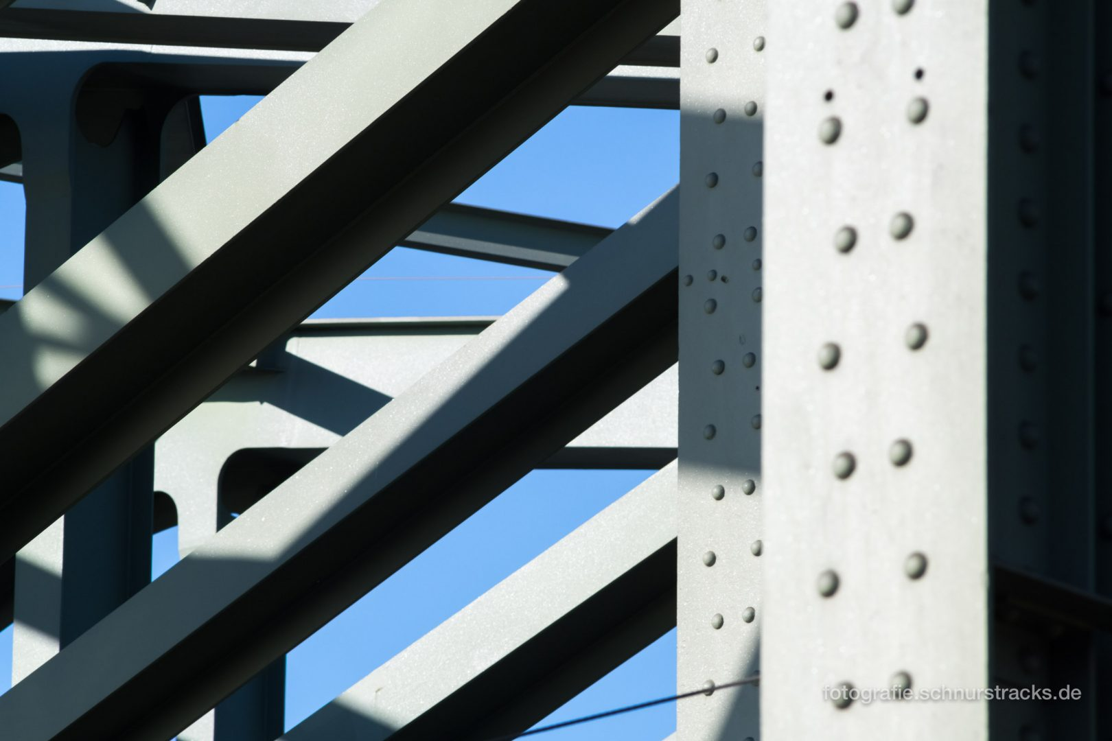 Hohenzollernbrücke Detail #1226