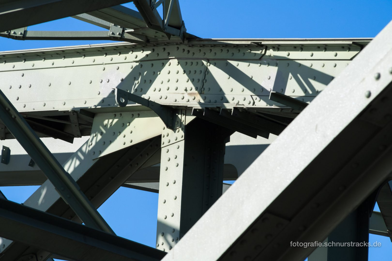 Hohenzollernbrücke Detail #1227