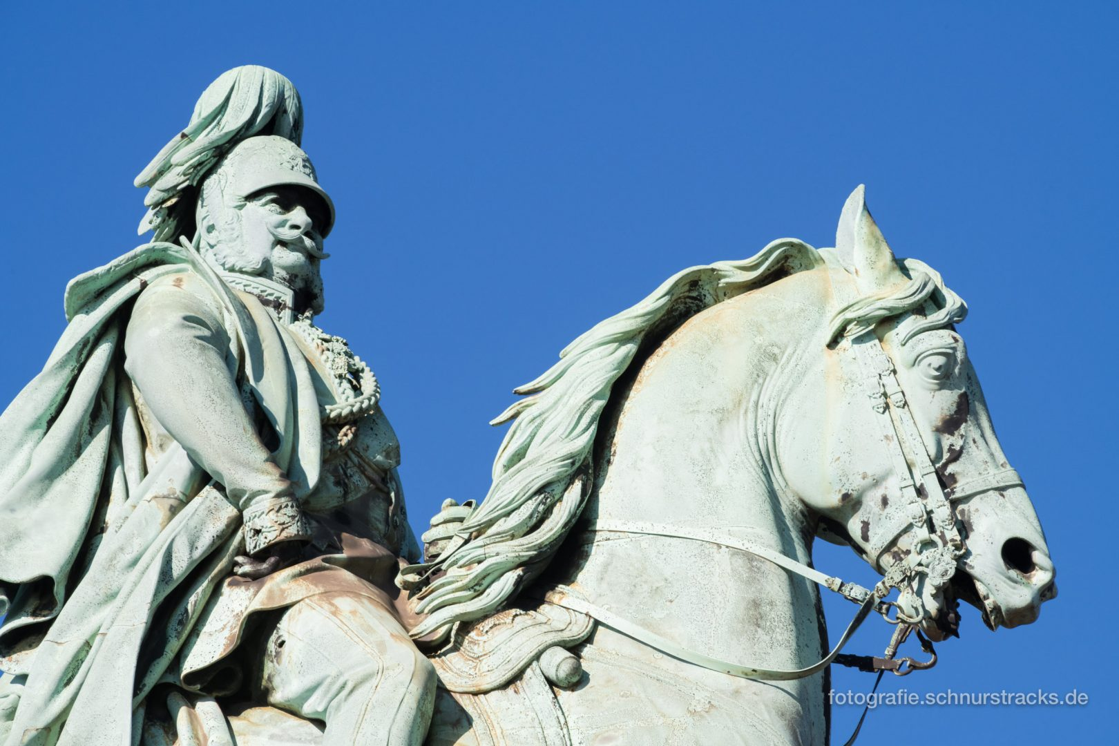 Reiterstandbild Denkmal Kaiser Wilhelm I. #1144