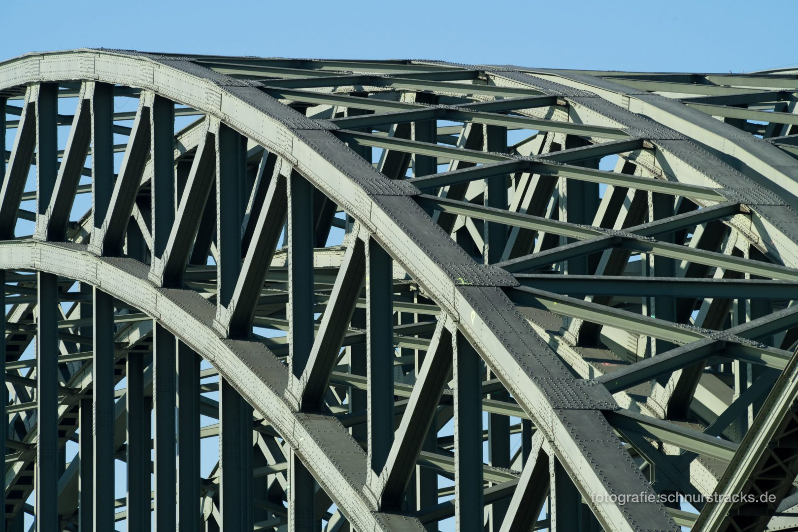 Hohenzollernbrücke #1146