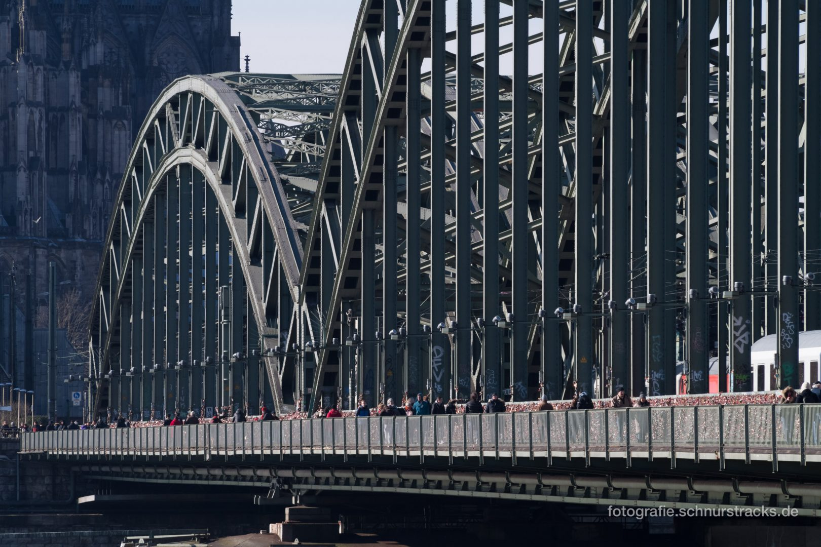 Hohenzollernbrücke #1147
