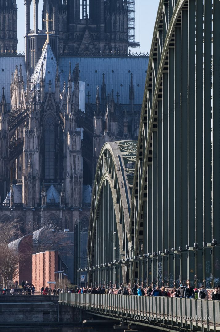 Hohenzollernbrücke #1154