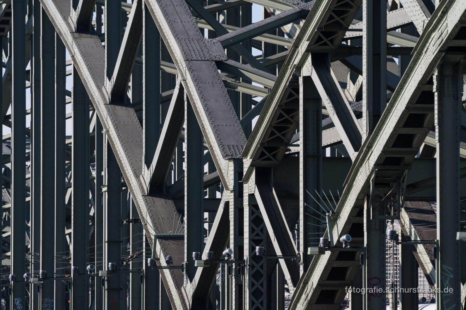 Hohenzollernbrücke Detail #1155