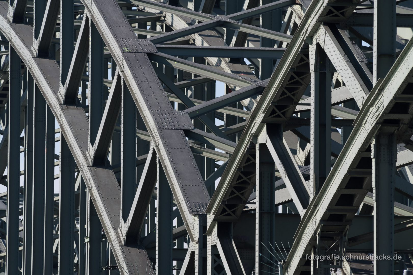 Hohenzollernbrücke Detail #1156