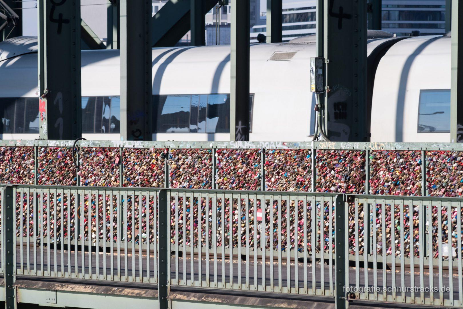 Liebesschlösser Hohenzollernbrücke #1161