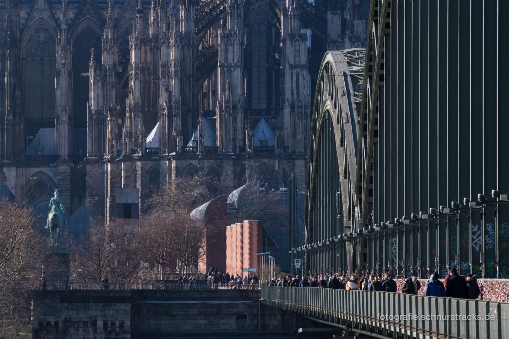 Hohenzollernbrücke #1228