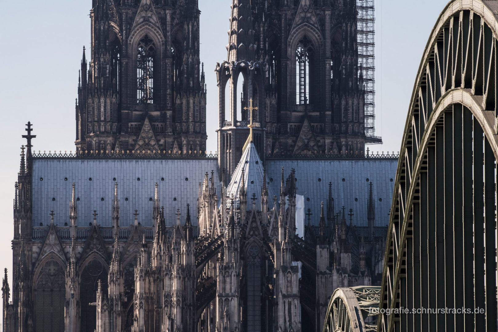 Kölner Dom und Hohenzollernbrücke #1233