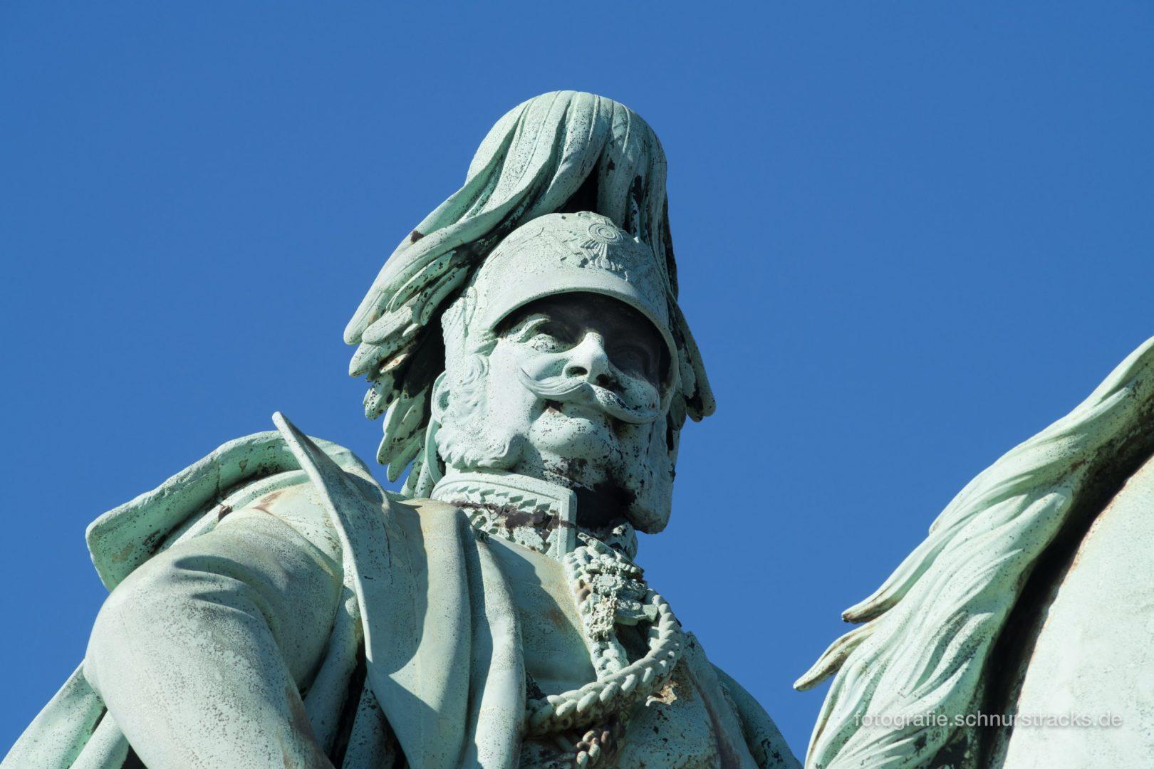 Reiterdenkmal Kaiser Wilhelm I. #1238