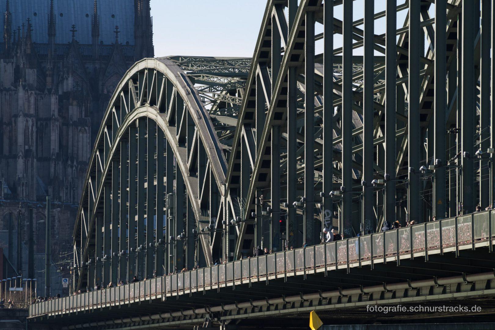 Hohenzollernbrücke #1240