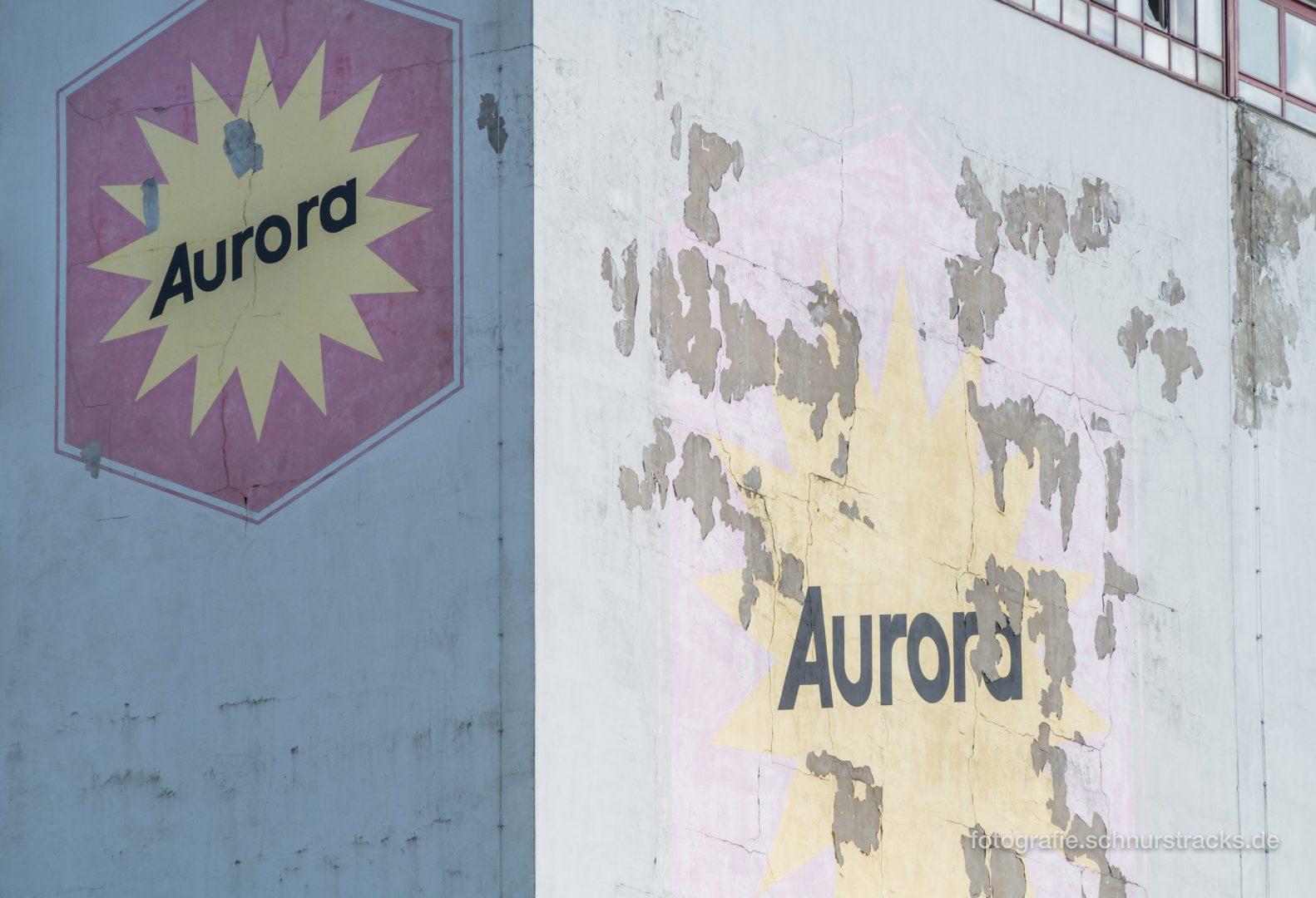 Aurora Signet der Kampffmeyer Mühlen GmbH Werk Ellmühle #0915