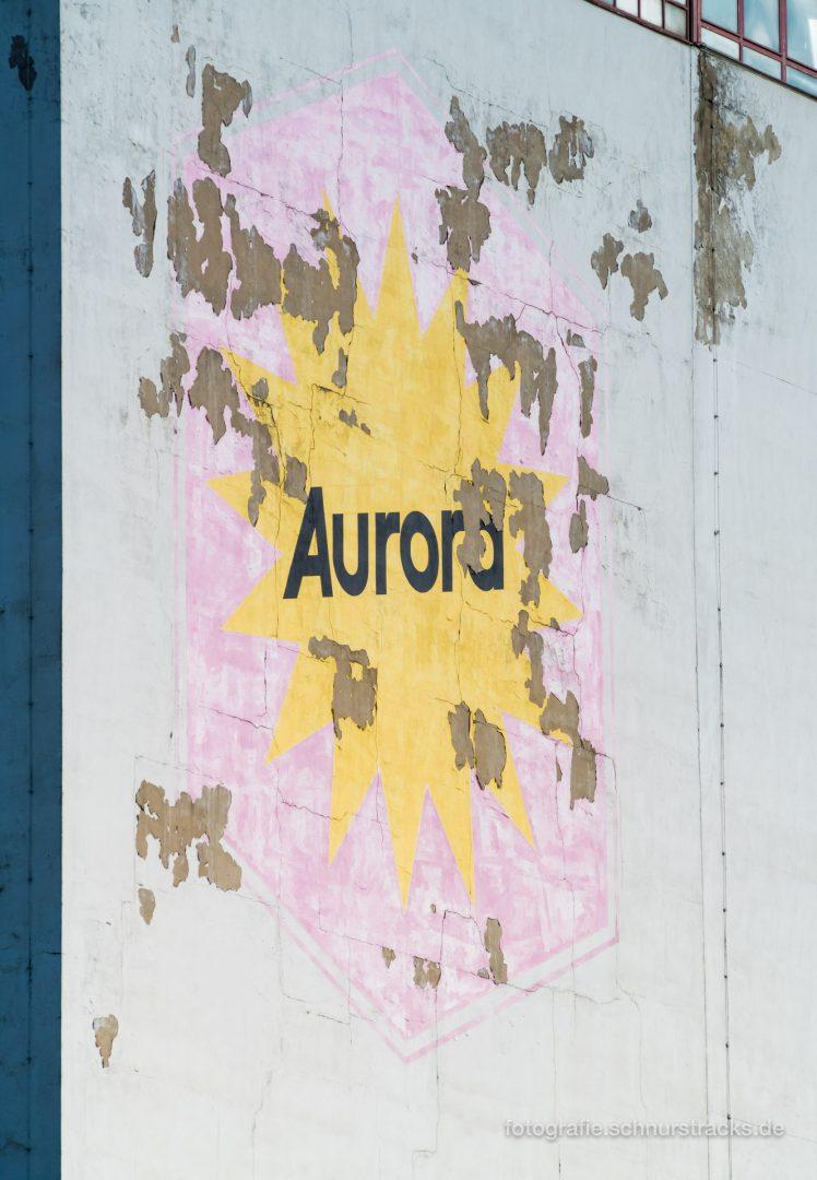 Aurora Signet der Kampffmeyer Mühlen GmbH Werk Ellmühle #0916