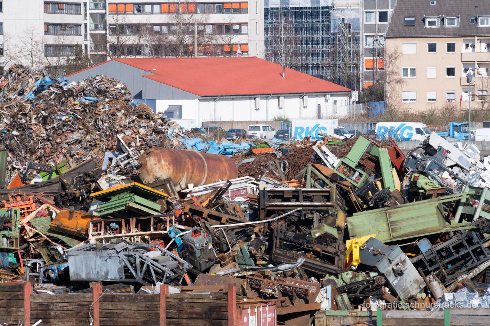 Recyling Deutzer Hafen #0926