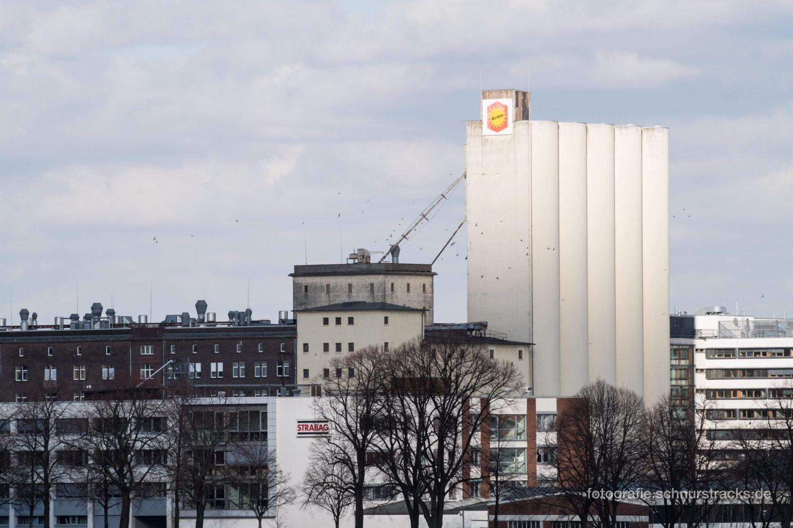 Kampffmeyer Mühlen GmbH Werk – Ellmühle #1036