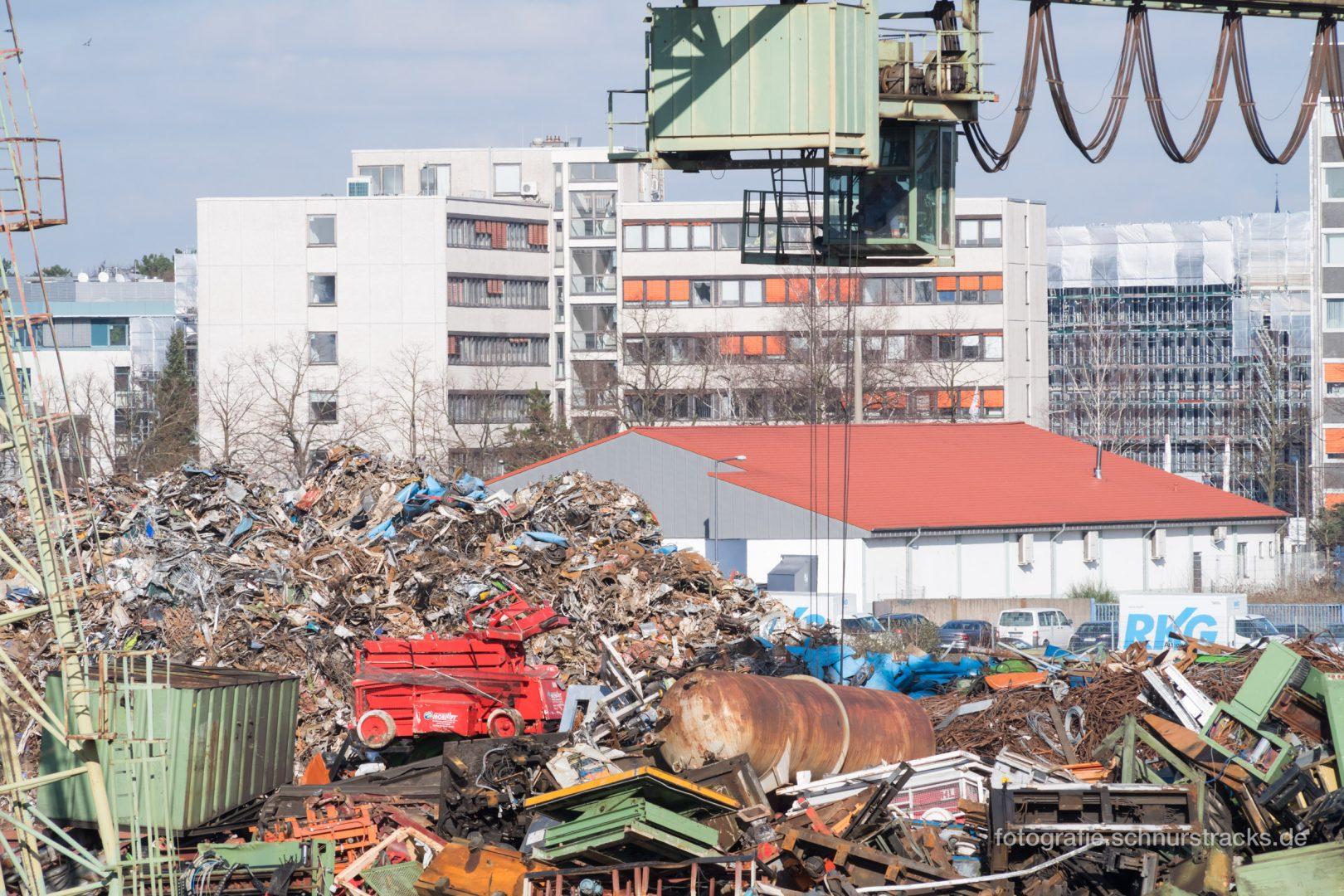 Recyling Deutzer Hafen #1090