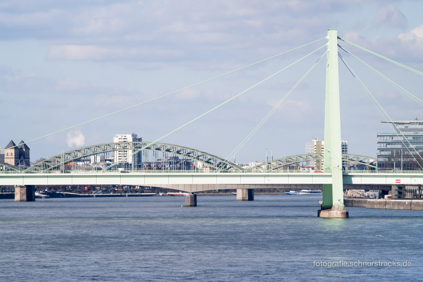 Severinsbrücke #1019