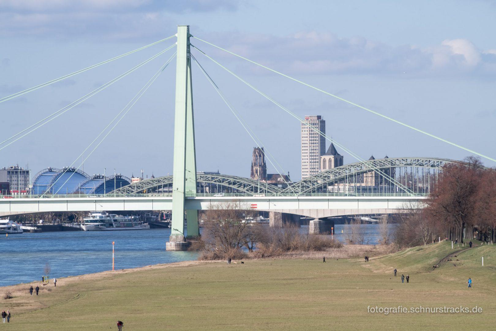 Severinsbrücke #1071