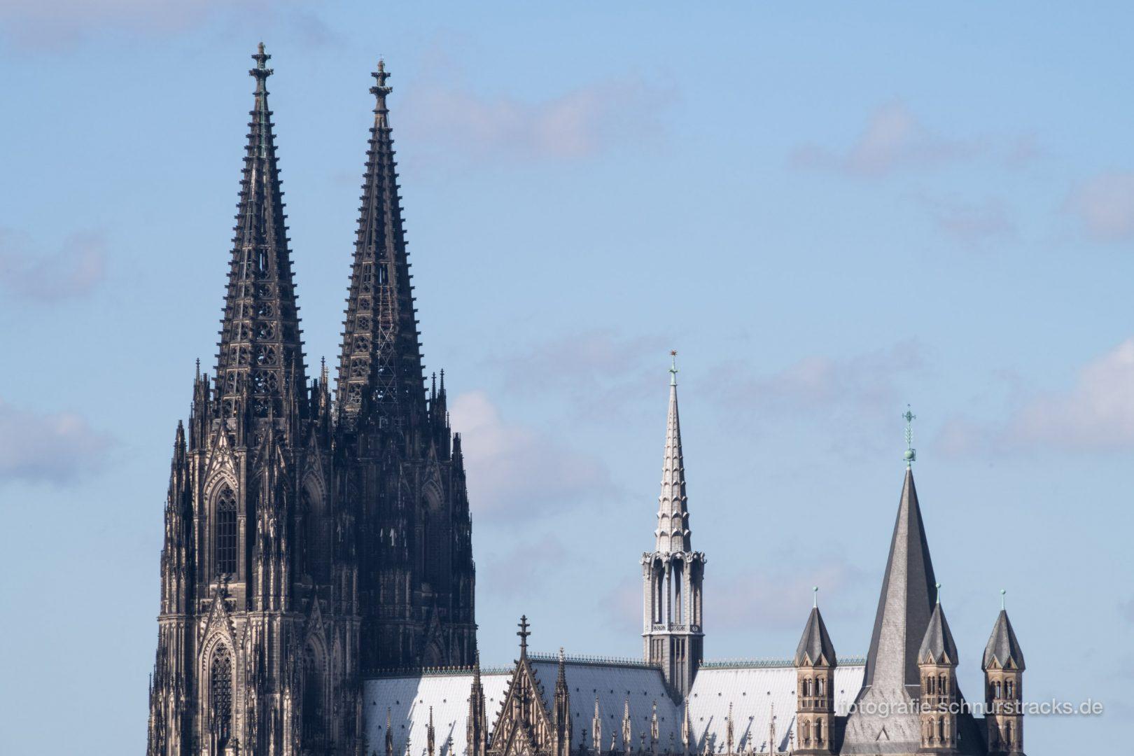 Kölner Dom Skyline #0889