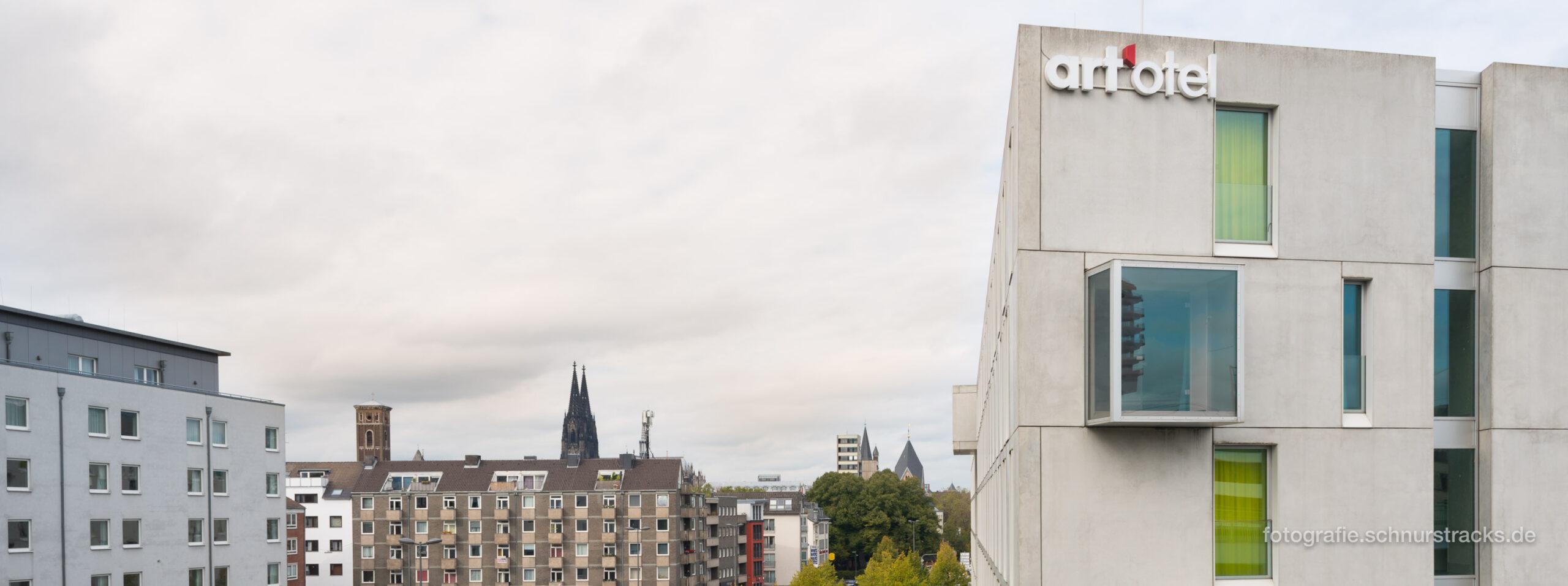 art'otel Köln an der Severinsbrücke