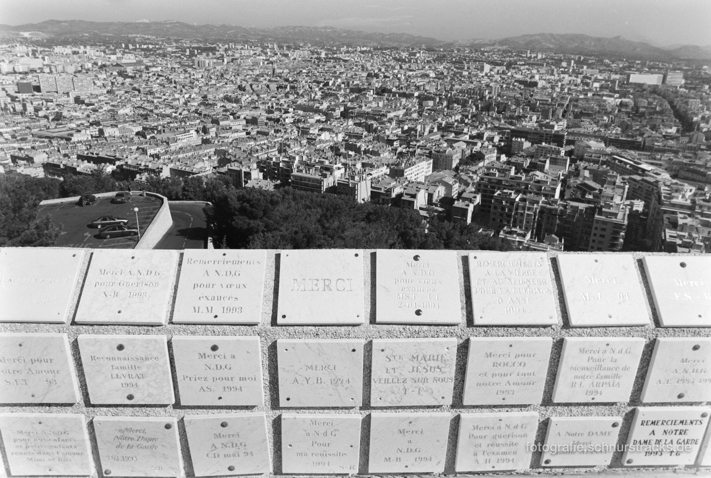 Gedenktafeln Marseille N.D.G.