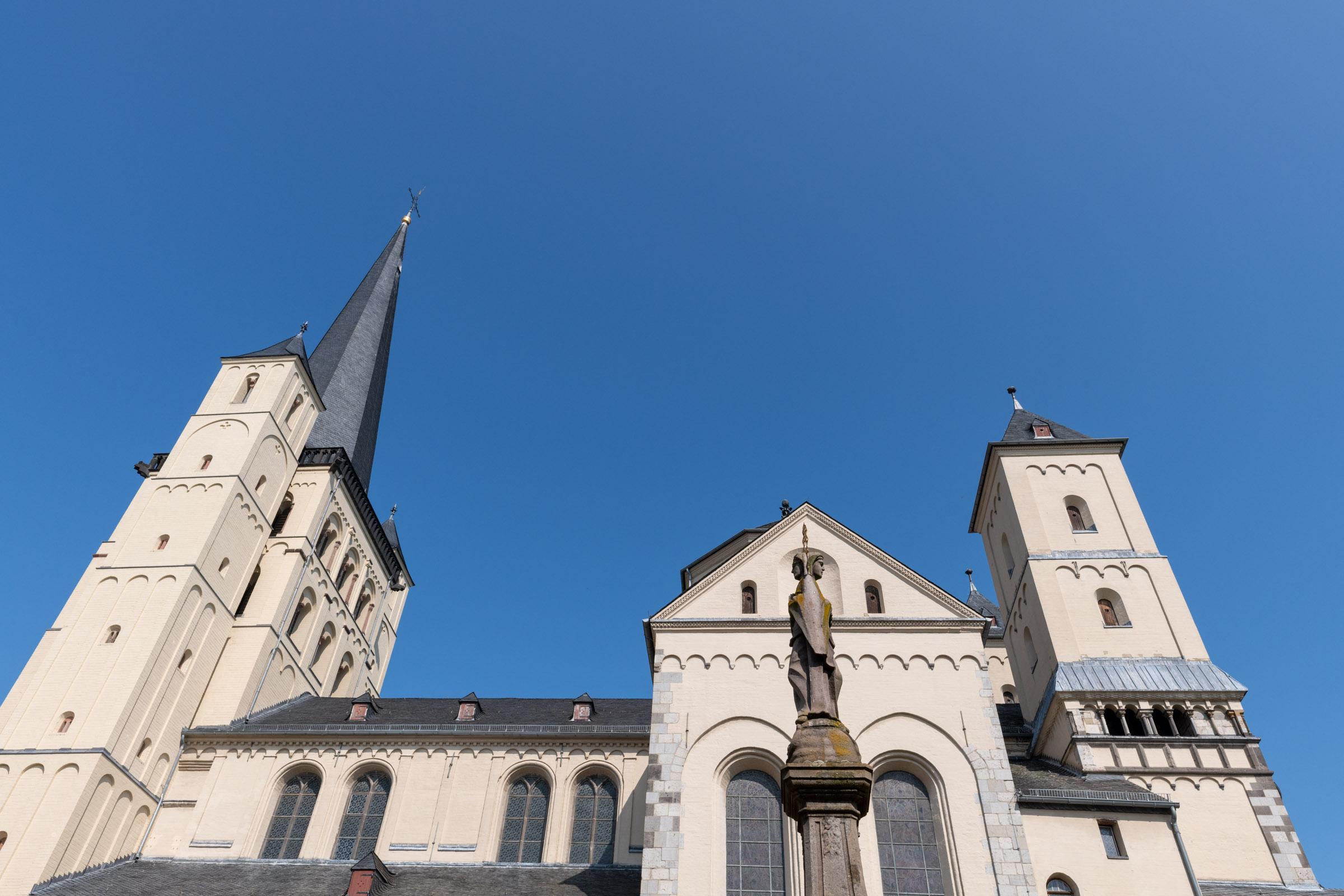 Abtei Brauweiler – Marienhof